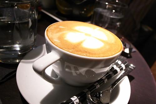 double cappuccino