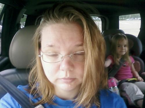 finally my hair!