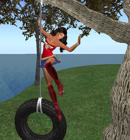 Wonder Woman for web