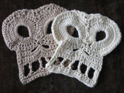 two pretty skulls
