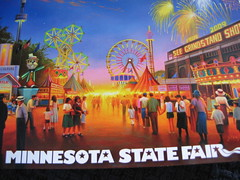 Minnesota State Fair Postcard, St. Paul, Minnesota, June 2009, all photos © 2009 by QuoinMonkey. All rights reserved.