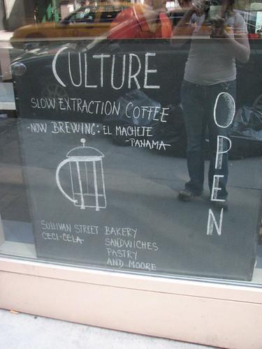 Culture Sign