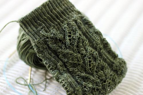 Green-Knitting