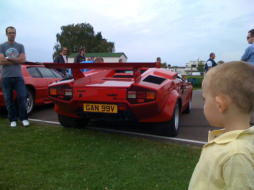 Countach - 80s Italian Muscle