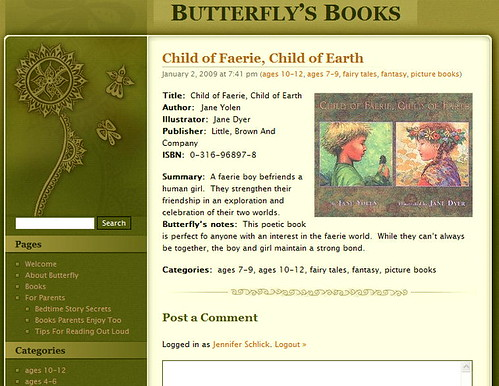 Butterfly's Books