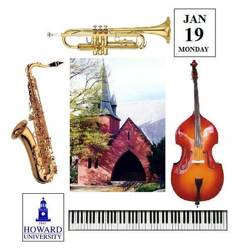 King Holiday Jazz at Howard University