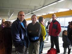 Rotterdam Marathon - Metro Zuidplein 2