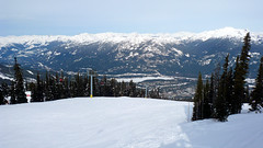 Top of Blackcomb