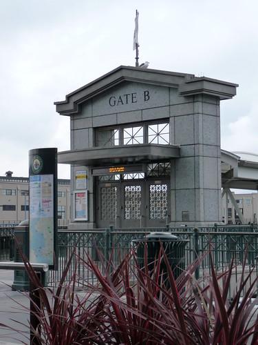 ferry gate