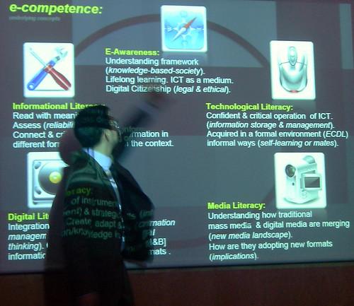 e-competence lecture, [cristóbal cobo, UOC, 2009]