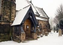 Church in Snow 04