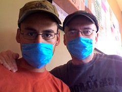Swine Flu, Mexico, May 1, 2009