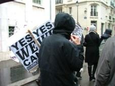 Manifestation 10 février 2009