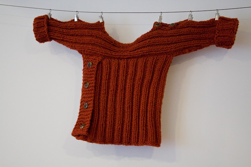 Tomato Sweater