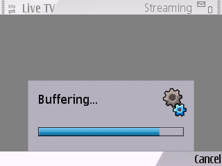 Vimio Buffering