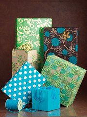 Gift Wrap Patterns Galore