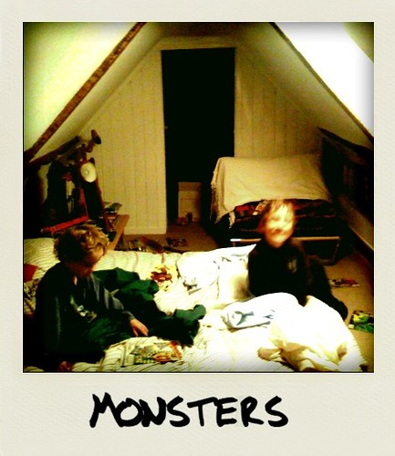Monsters in my Attic