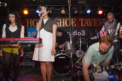 Woodpigeon @ The Legendary Horseshoe Tavern