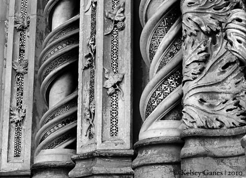Orvieto - Il Duomo (Exterior Detail)
