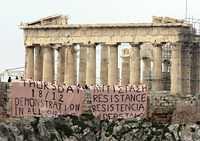 recientes protestas sociales