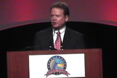 Virginia Senator Jim Webb