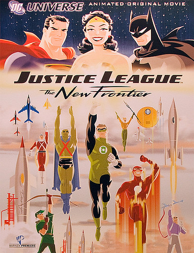 justice league poster by you.