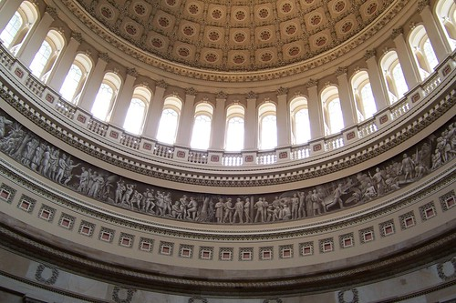 Inside the US Capitol