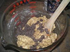 Swamp cookie dough