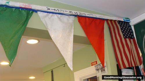 Grasy Pole Flag