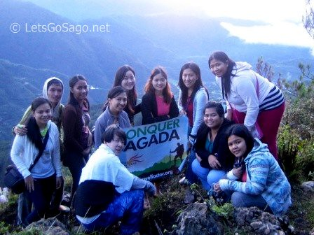 The Travel Factor Group Conquered Sagada :)