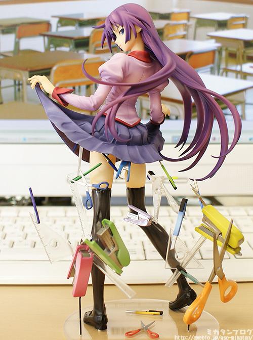 GSC Senjougahara Hitagi Previews - 01