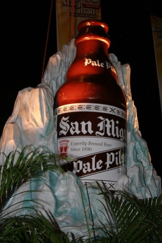 San Miguel Beer Sarap Magbabad Press Launch