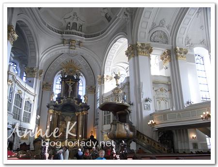 漢堡聖米榭爾教堂2