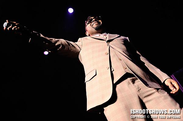 Musiq Soulchild @ the Fox Theatre -- 2009.03.01