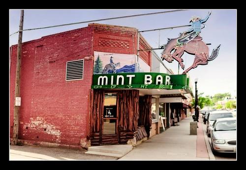 Mint Bar Brenizer'd
