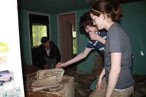 Jeremy, Michael and Jenny