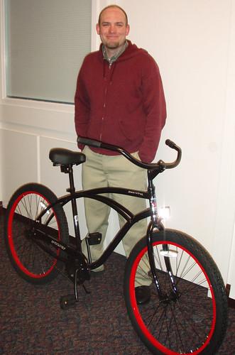 Jesse's New Ride