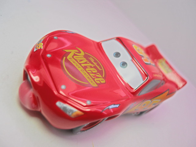 tomica disney cars mack,king,chick hicks,tongue mcqueen combo (14)