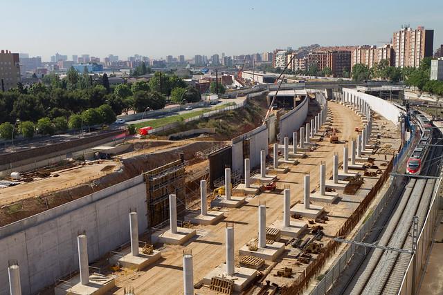Estación de Sant Andreu - 24-05-11