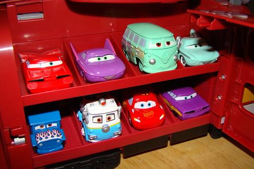Disney CARS Trev Diesel Mini Case