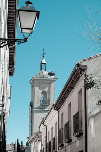 Alcalá en Technicolor