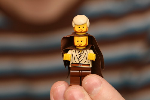 The end is near: Twoheaded Lego Jedi Knights!