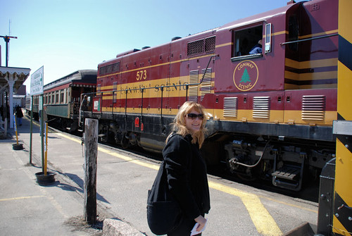 North Conway Train