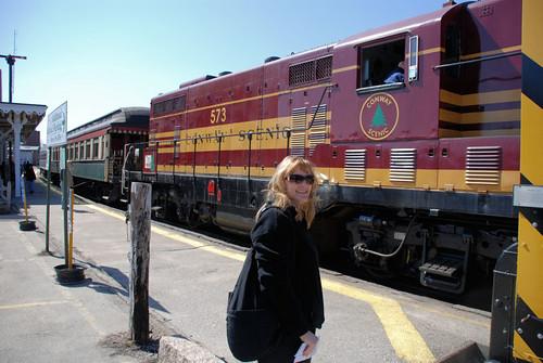 North Conway Train