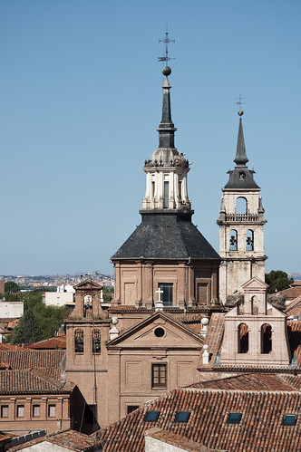 Segunda visita a la torre de Santa María
