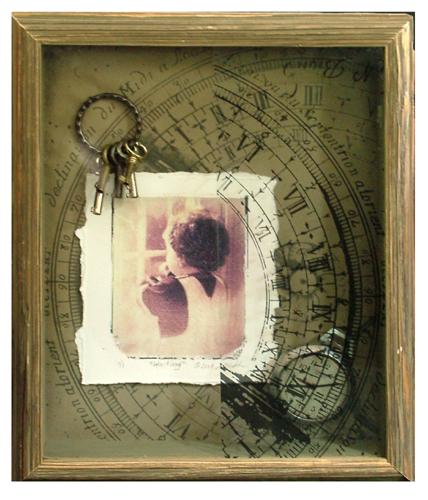 waiting collage (c) 2004, Lynne Medsker