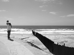 The Other Side - US/Mexico Border Fence