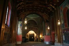 Catedral Armênia da Assunção da Virgem Maria, Igreja Apostólica Armênia em Lviv Ucrânia Julho 2009