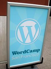 WordCamp SF 2009 (by naokomc)