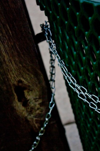 133/365 - Chained in Shadows